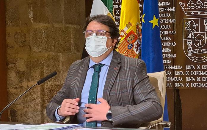 Extremadura quiere prorrogar la reducción dela movilidad nocturna
