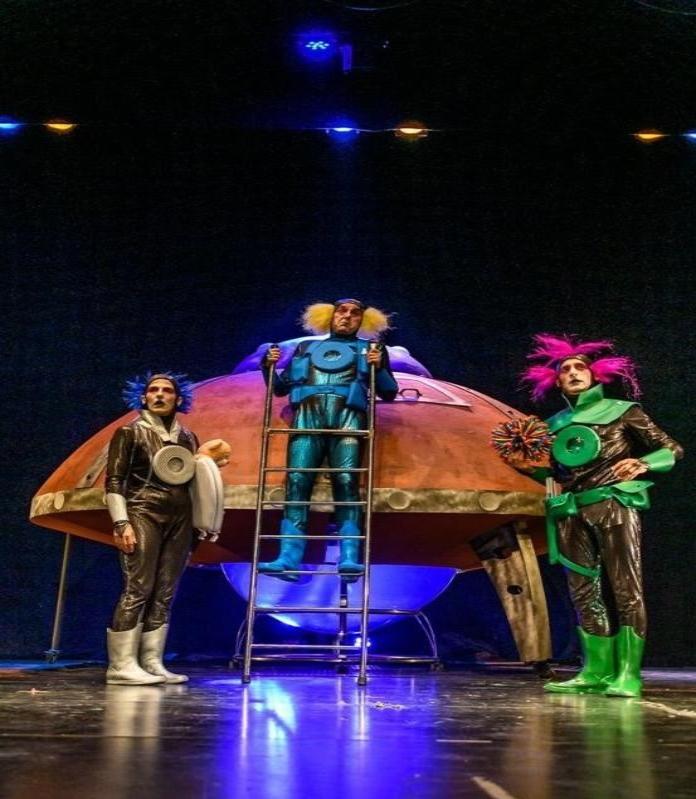 Dos obras infantiles suben el telón del Gran Teatro esta semana