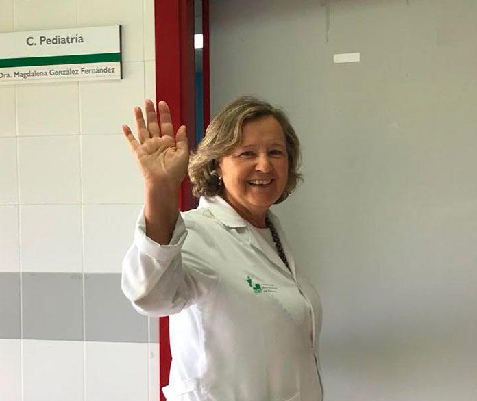 Un parque infantil llevará el nombre de la pediatra Magdalena González