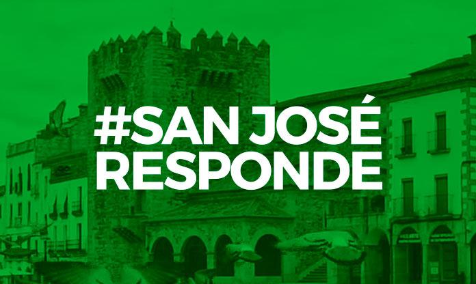 San José de Valdeflórez pone en marcha #SanJoséResponde, una campaña de difusión pública del proyecto