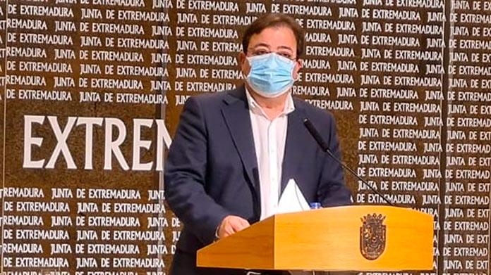 Vara reitera que el Ayuntamiento de Cáceres decidirá sobre la mina de litio