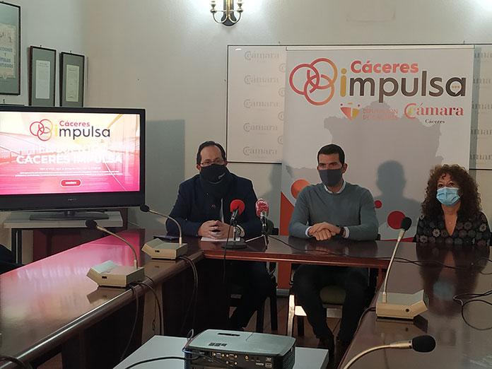 Cáceres Impulsa celebra una jornada para empresas y ciudadanos interesados en instalarse en la provincia