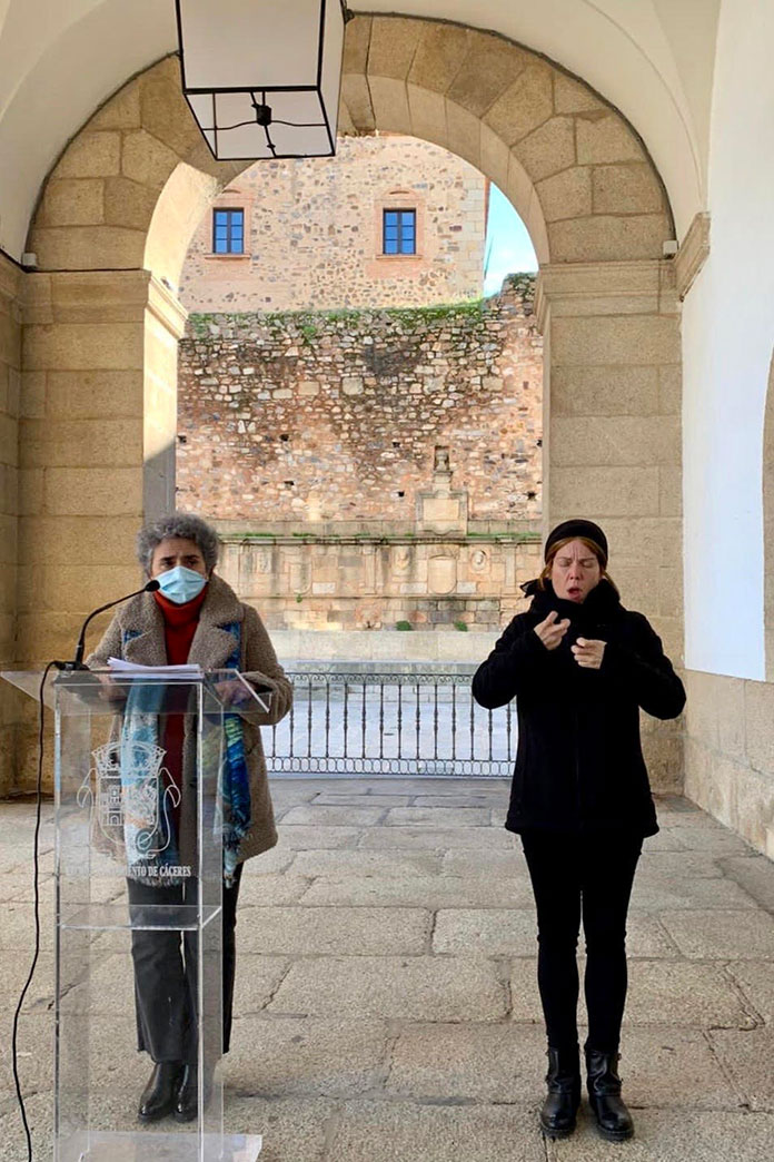El Ayuntamiento de Cáceres prepara el I Plan de Inclusión