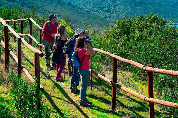 Birding y rutas en bici para disfrutar del fin de semana en el Mes de las Reservas de la Biosfera de Monfragüe y Tajo Internacional