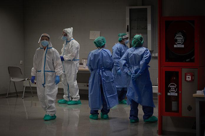 Extremadura alcanza los mil fallecidos desde el comienzo de la pandemia