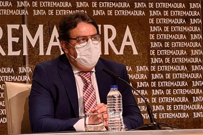 Extremadura cancela el Plan de Navidad