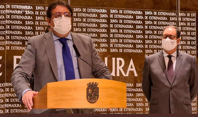 Vacuna covid: Extremadura vacunará a 25 mil personas en las próximas semanas