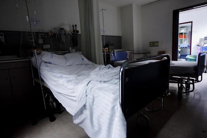 Badajoz instala un hospital de campaña con 150 camas