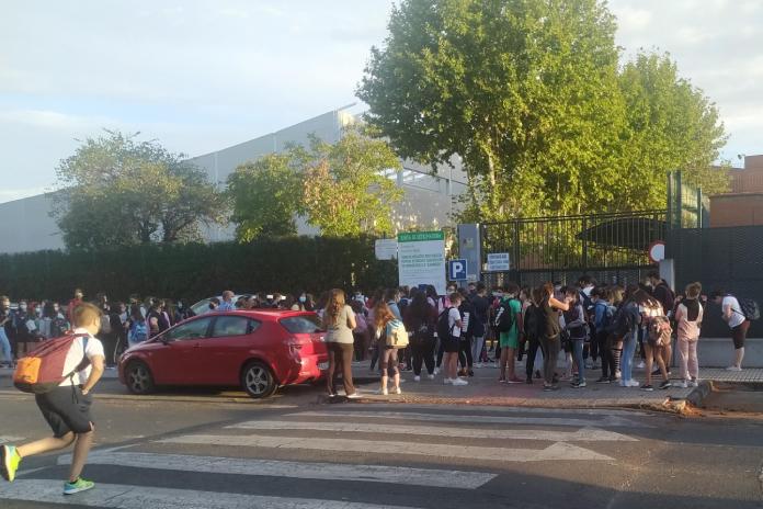 Las coordinadoras convocan una huelga de estudiantes para el lunes