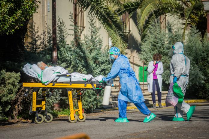 Extremadura registra 1.389 positivos, el máximo de toda la pandemia