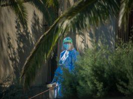 Extremadura supera los 500 pacientes ingresados por coronavirus