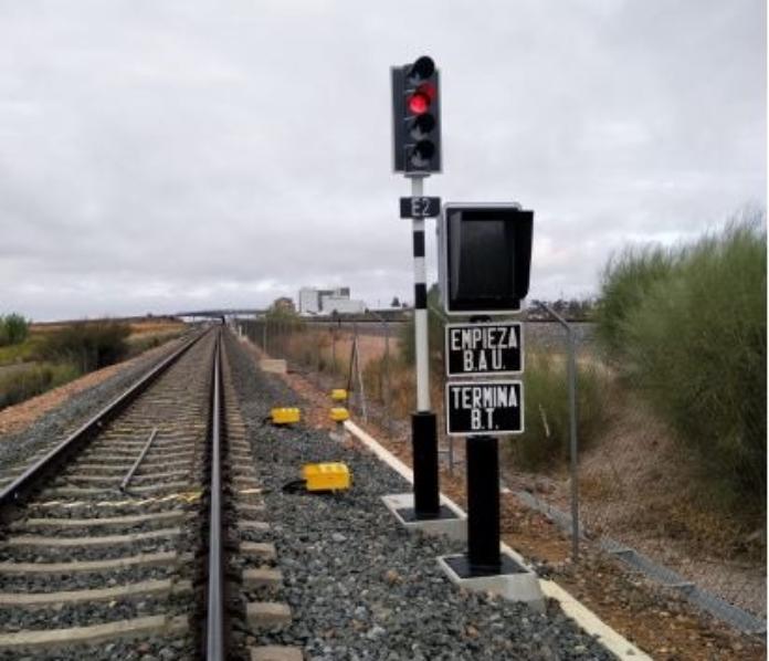 Adif adjudica la señalización y las telecomunicaciones para el tramo Badajoz Plasencia de Alta Velocidad