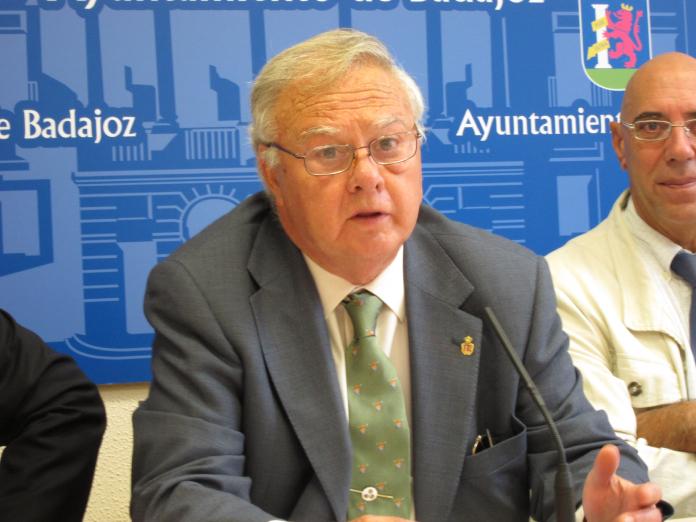Fallece Miguel Celdrán, alcalde de Badajoz durante 1995 y 2013