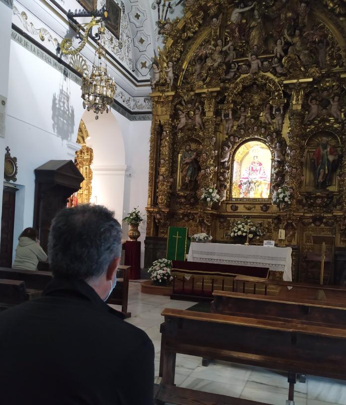La Cofradía de la Virgen de la Montaña plantea cerrar entre semana el santuario