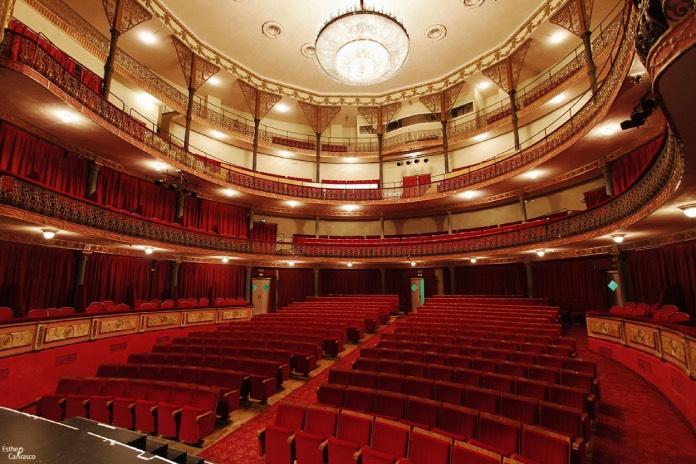 Cancelada la programación del Gran Teatro y el López de Ayala para este fin de semana