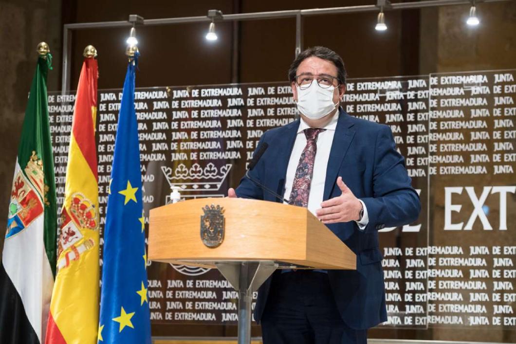 La Junta de Extremadura no aprueba nuevas medidas de flexibilización