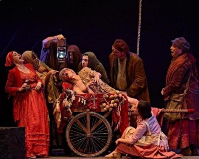 Un concierto de piano y Divinas palabras en el Gran Teatro de Cáceres