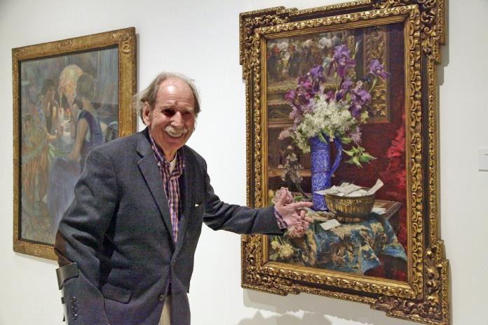 El Museo de Bellas Artes de Badajoz rinde homenaje a Gerstenmaier