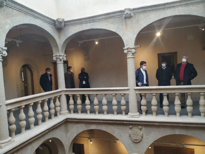 La Diputación llevará al Pleno los pliegos para la gestión concertada de la Casa Pereros