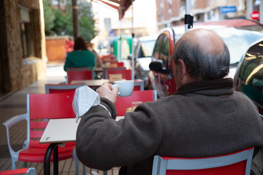 Los positivos caen en Extremadura hasta los 31 contagios