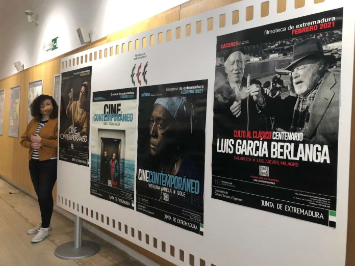 Berlanga reabre la Filmoteca en febrero