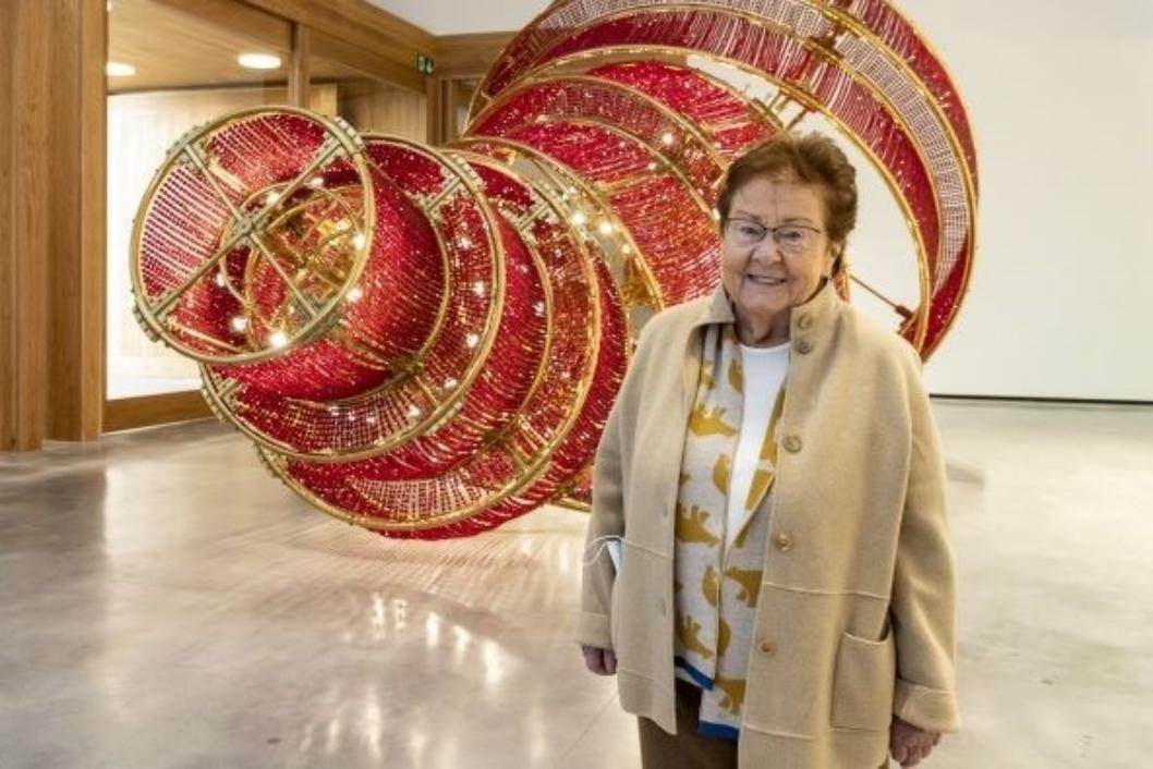 El Museo Helga de Alvear abre al público el día 26 de febrero