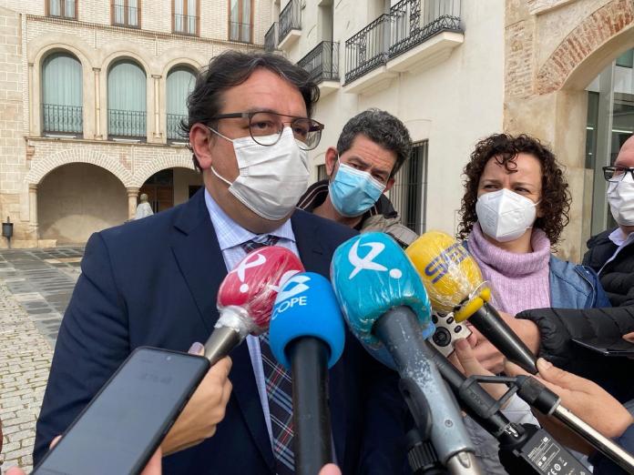 La Junta decide aislar Calamonte