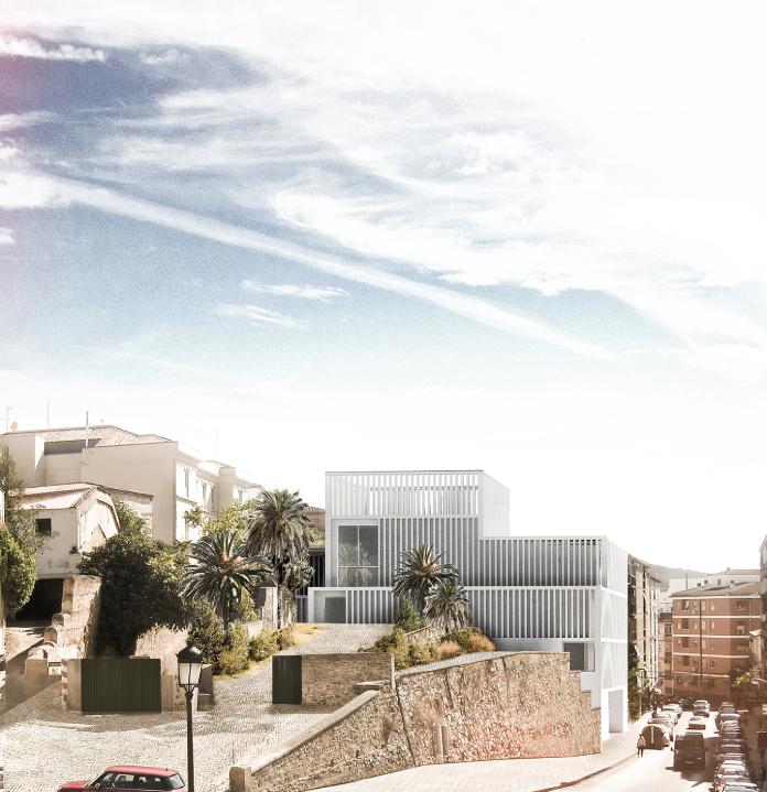 El Museo de Arte Contemporáneo Helga de Alvear se inaugura el día 25 de febrero