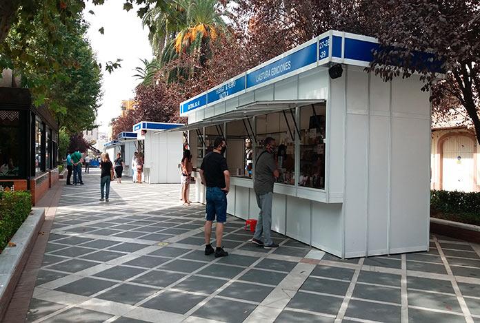 La Feria del Libro de Badajoz será del 28 de mayo al 6 de junio