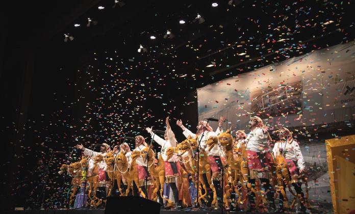 El Carnaval Romano será online