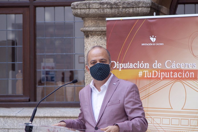 La Diputación de Cáceres estrena nueva web