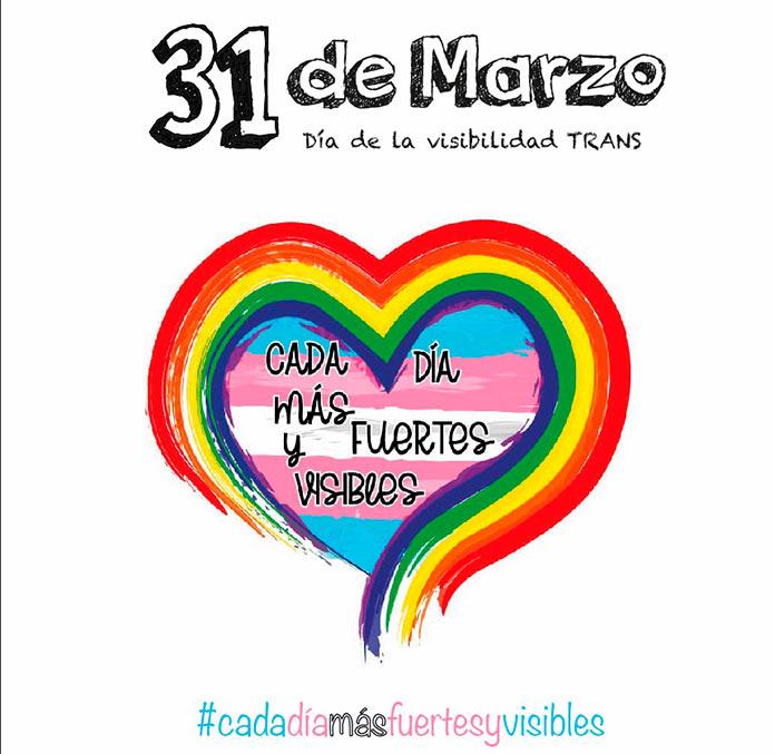Extremadura Entiende reivindica al colectivo trans con la campaña Cada día más fuertes y visibles