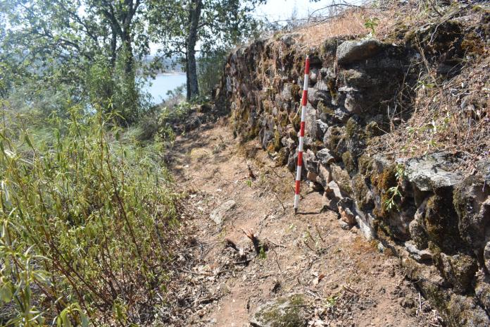 Comienzan las excavaciones arqueológicas en Castillejo, en Villasbuenas de Gata