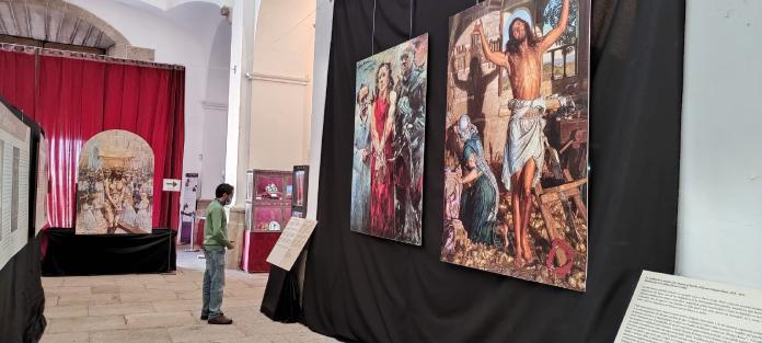 La evolución en el arte de Cristo en la Preciosa Sangre de Cáceres