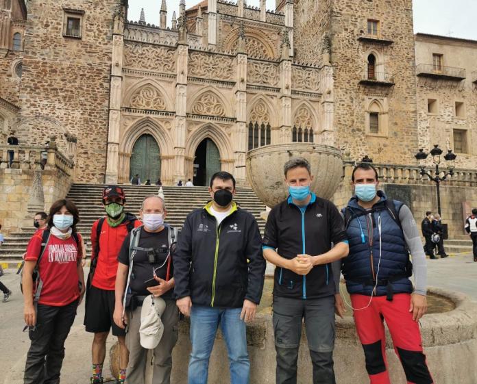 Cáceres y Guadalupe apuestan por Camino de los de los desubridores como recurso turístico