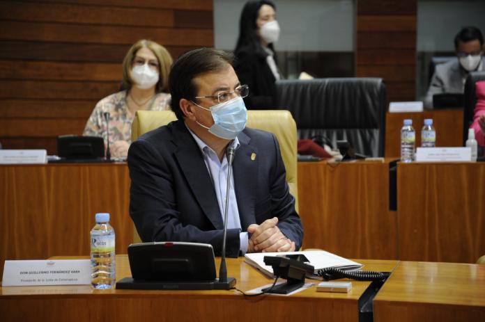 Vara deja en manos del Cáceres la decisión sobre la mina