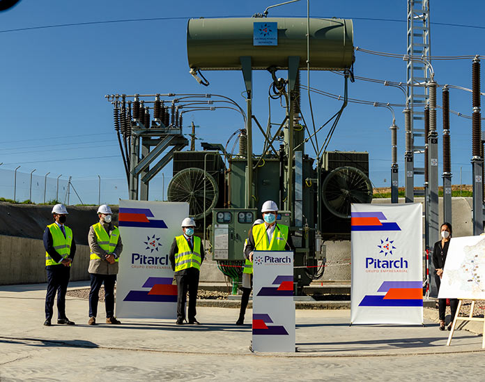 Pitarch invierte dos millones de euros en un nuevo transformador eléctrico para Cáceres