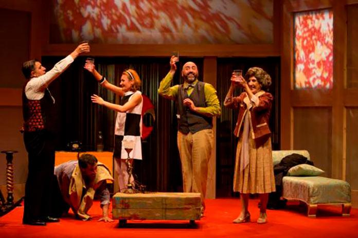 Comedia en negro y dos espectáculos de magia este fin de semana en el Gran Teatro de Cáceres