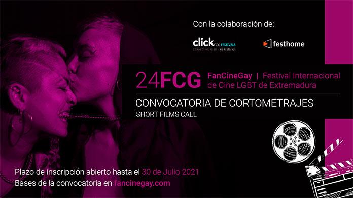 Abierto el plazo de presentación de cortos para la 24ª edición del FanCineGay