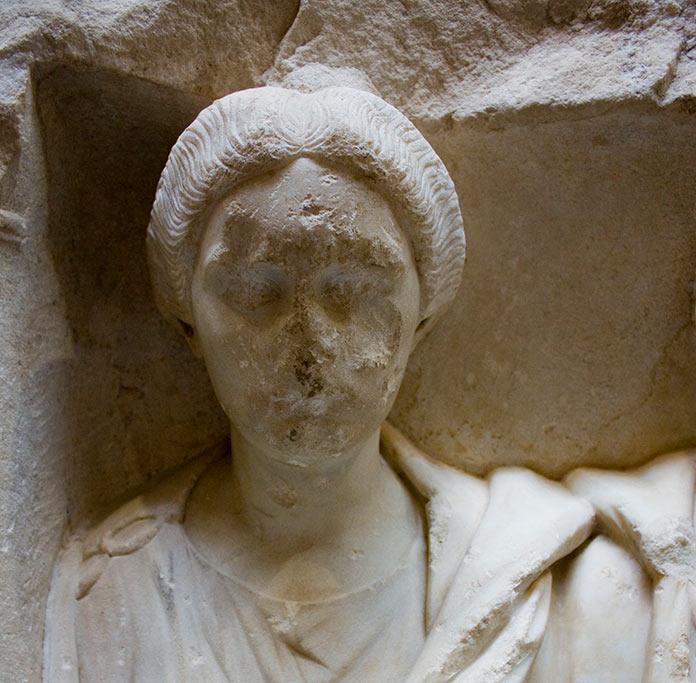 El Museo Nacional de Arte Romano dedica una semana a la Mujer por el 8M