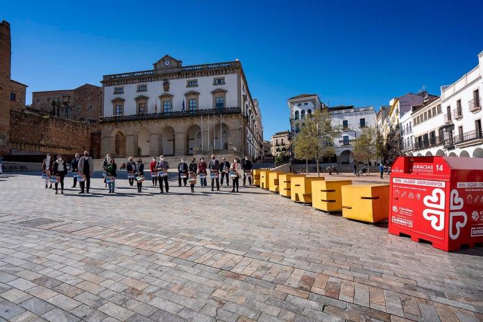 Cáritas Coria-Cáceres abrirá su primera tienda de segunda mano en abril