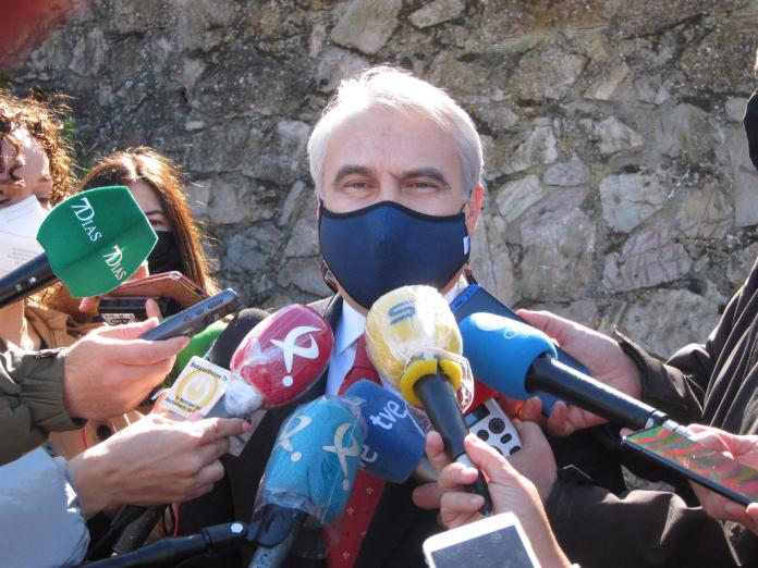 Fragoso alerta de la subida de casos en Badajoz