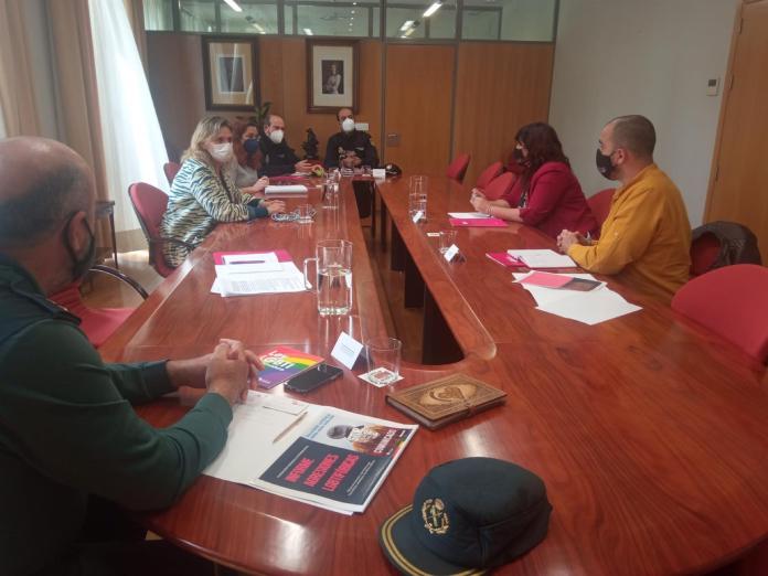 Fundación Triángulo y la Delegación del Gobierno trabajan contra los delitos de odio de forma conjunta
