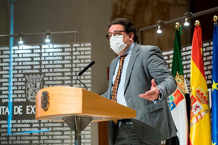 Malpartida de Cáceres y Arroyo de la Luz están en vigilancia estrecha