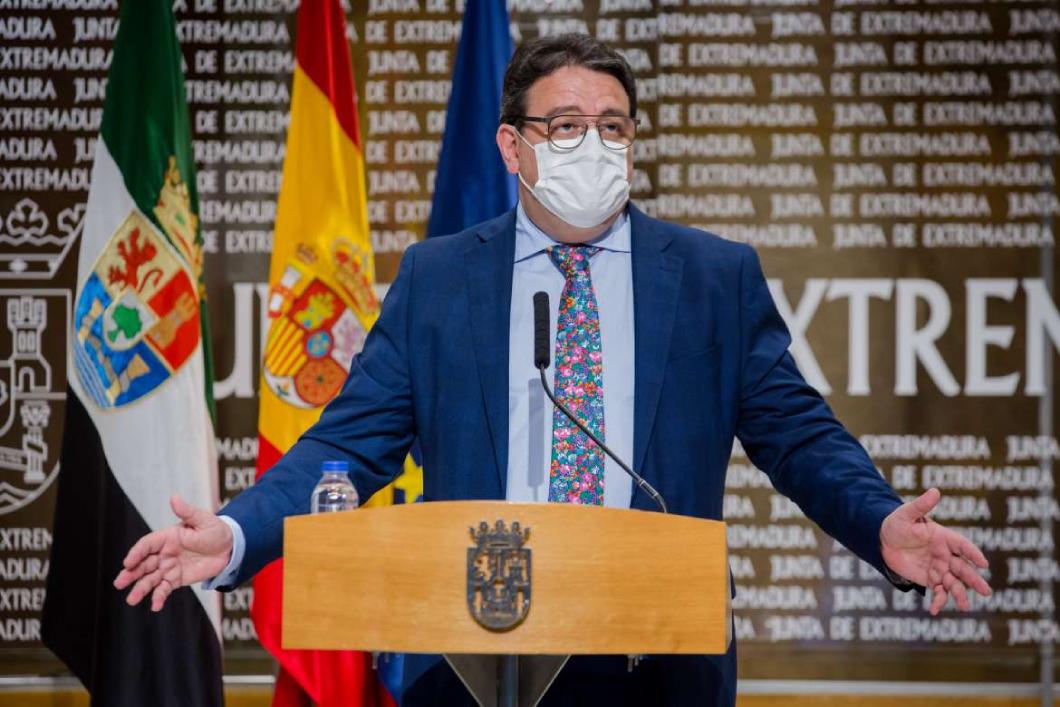 Extremadura mantiene las restricciones hasta el 9 de mayo
