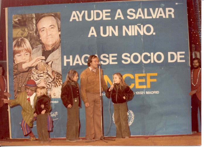 UNICEF España celebra su 60 aniversario