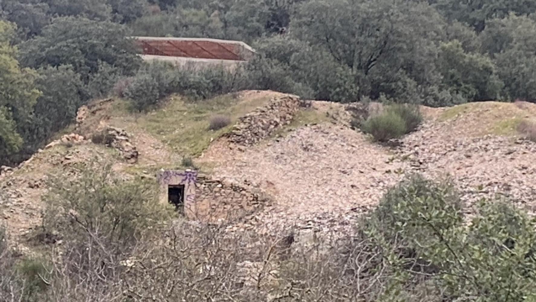 Cáceres pide a TEL que comience a restaurar los caminos de la Sierra de la Mosca