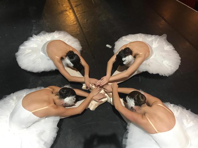 El Gran Teatro de Cáceres celebra el Día Internacional de la Danza con Odette y Odile