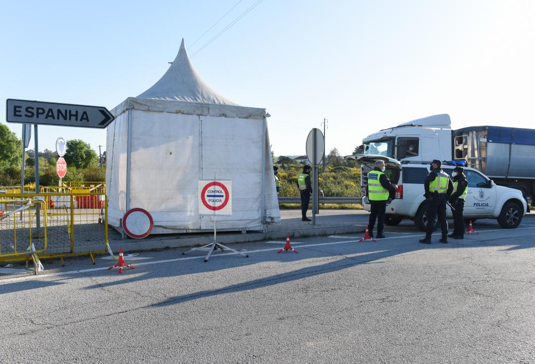 Portugal prorroga los controles en las fronteras durante 15 días más