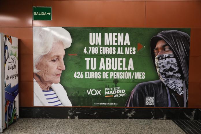La Plataforma Personas Refugiadas de Cáceres condena la campaña electoral de VOX